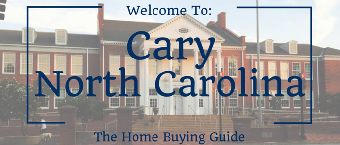 Cary NC Homes for Sale